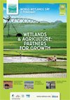 World Wetlands Day 2014: Wetlands and agriculture